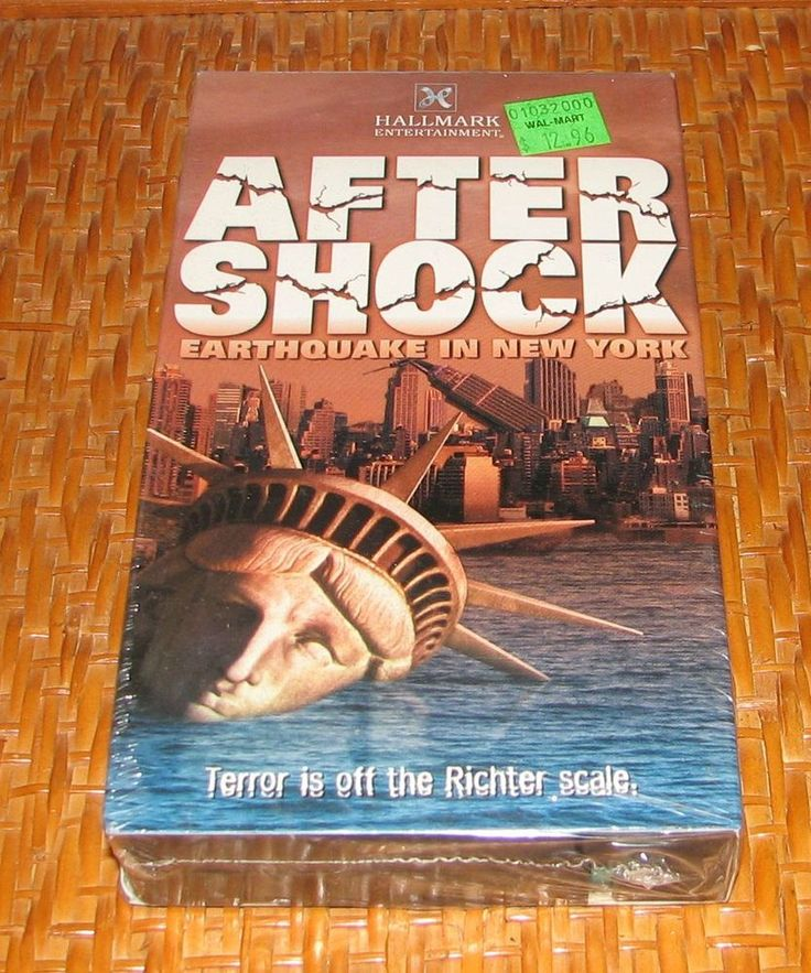 After Shock  (VHS, 2000 Charles S. Dutton, Sharon Lawrence, Tom Skerritt New!