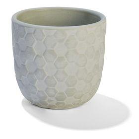 Honeycomb Pot - Natural