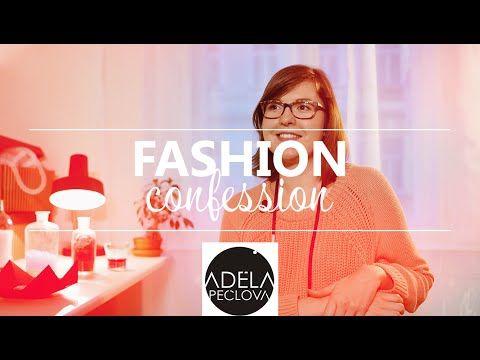Check Czech Fashion » FASHION CONFESSION: Adéla Pečlová