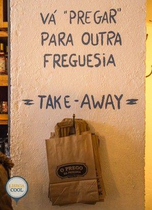 O Prego da Peixaria - Lisboa