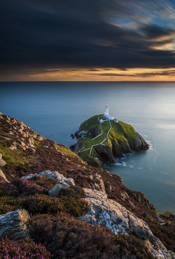 South Stack Lighthouse • Holyhead, North Wales