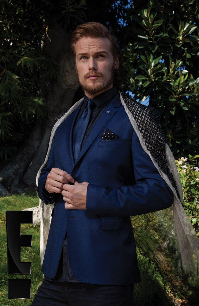 Could Outlander's Caitriona Balfe and Sam Heughan Be Any More Stunning? Swoon Over These New Pics | E! Online Mobile