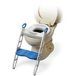 Potty Chair With Steps - Best Potty Seat For Toilet - Toddler Treasure