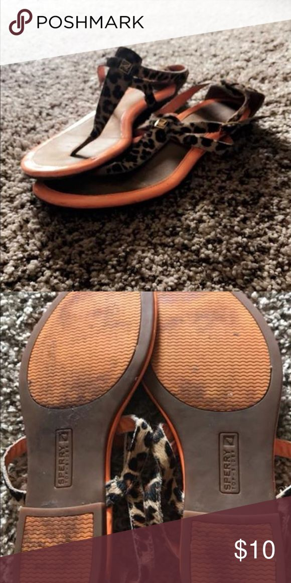Sperry sandals Size 8.5. In good condition Sperry Top-Sider Shoes Sandals