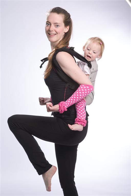 Kangatraining - weer fit worden na je zwangerschap - baby gaat mee :)