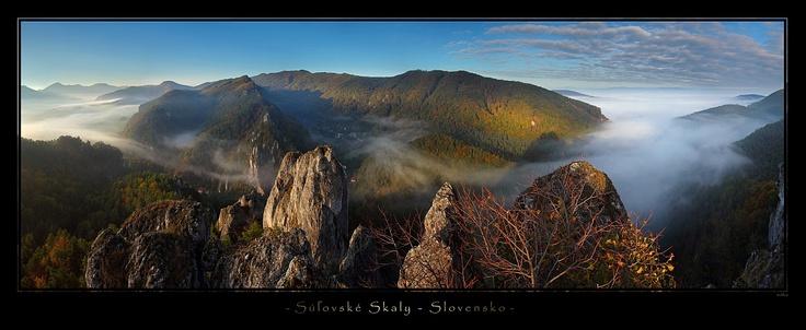 Sulov rocks