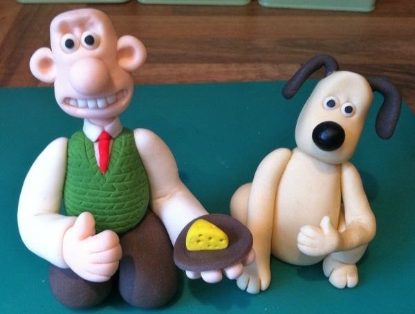 102 Best Images About Wallace And Gromit On Pinterest