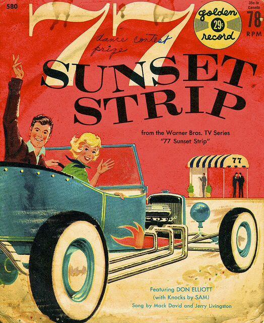 lyrics to 77 sunset strip