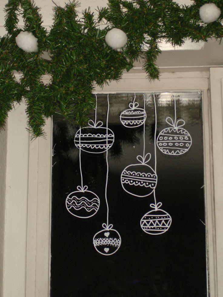 Noël: 7 décorations à accrocher sur les fenêtres