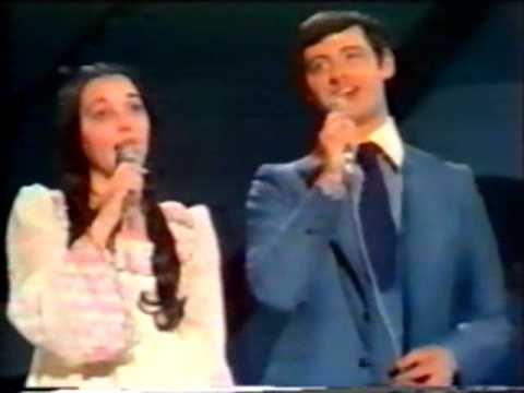 Eurovision 1975 (Spain) - Sergio y Estibaliz - Tu Volveras