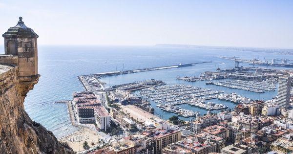 Vuelos Londres - Alicante