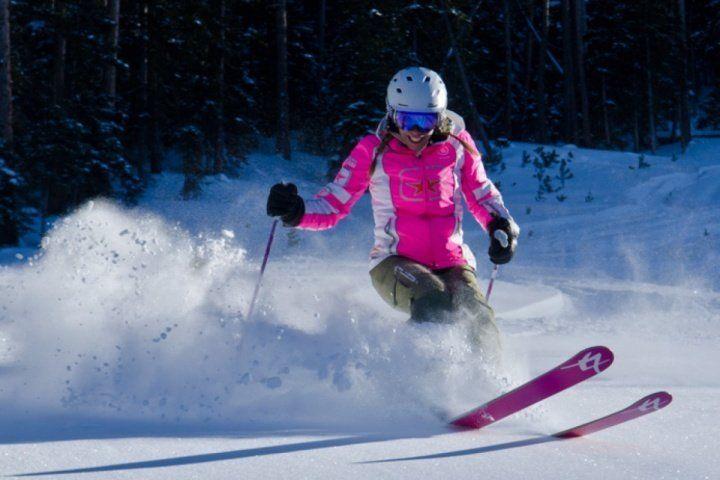 seven springs park skiing 1080p