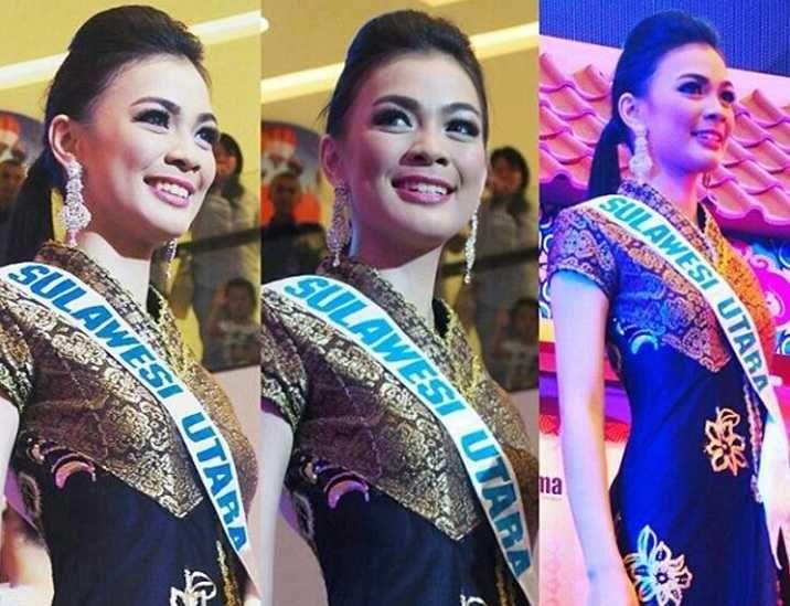 Profil Kezia Roslin Pemenang Puteri Indonesia 2016 - Kezia Roslin akhirnya keluar sebagai pemenang Putri Indonesia 2016, setelah menyingkirkan 38 Finalis la