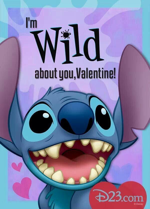 Cute Snoopy Wallpaper Iphone Stitch Valentine Disney Stitch Angel Stitch Cartoon