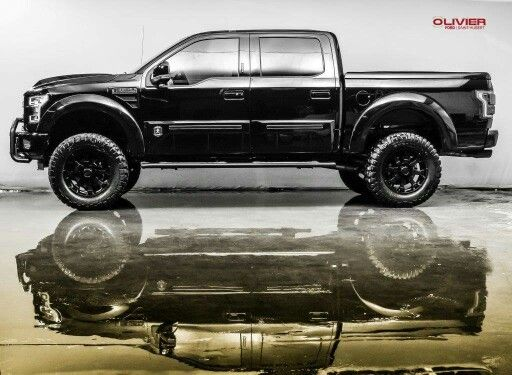 Black Ops Edition by Tuscany and Olivier Ford - Ford F150