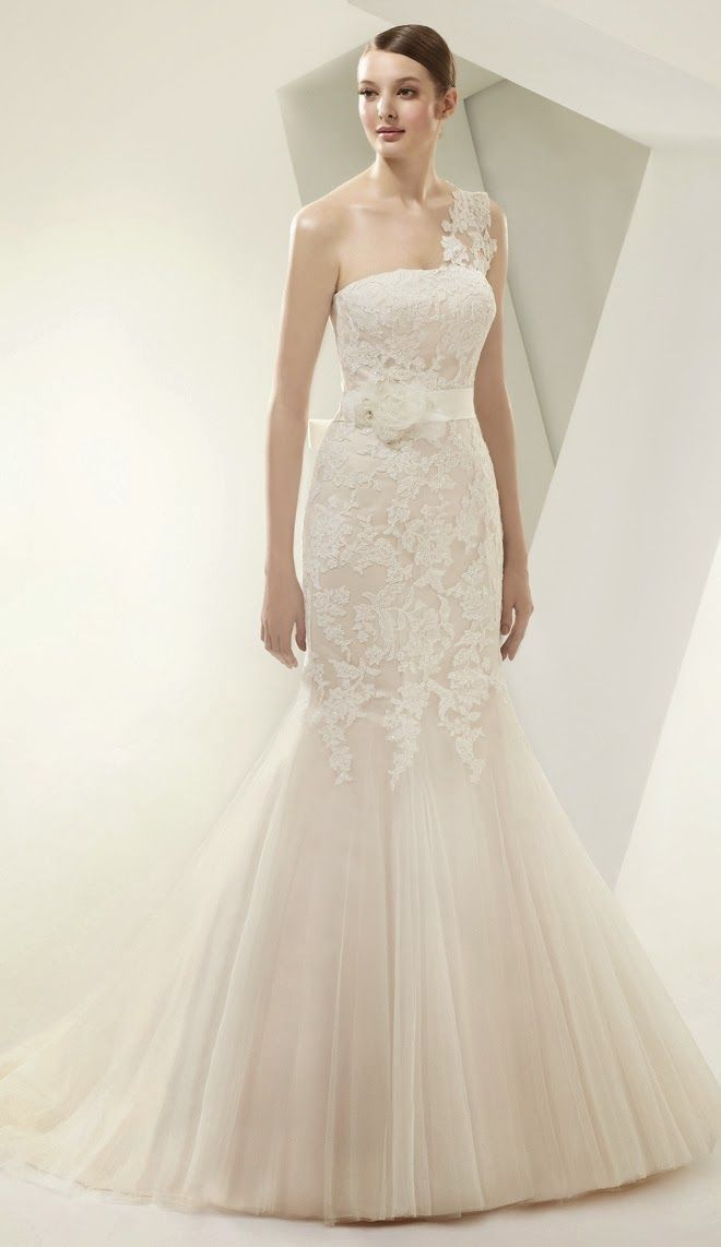 Enzoani is Off to a Golden Start with Their 2014 Collection - Belle the Magazine . The Wedding Blog For The Sophisticated Bride