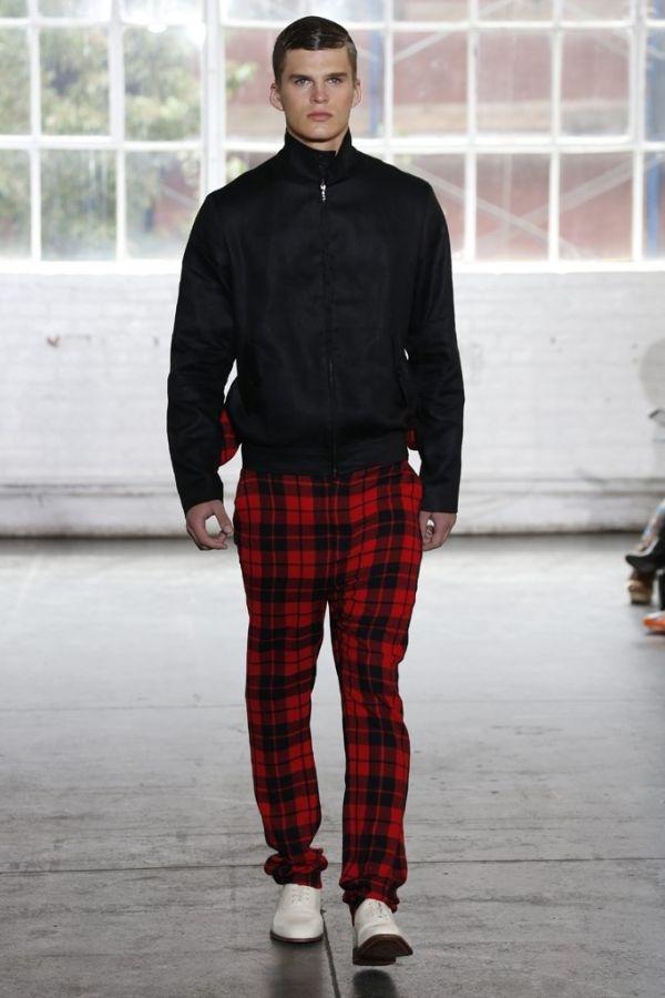 Duckie Brown SS2013 | New York Fashion Week: Fashionweek Newyork, Menswear Menfashion, Menfashion Fashionweek