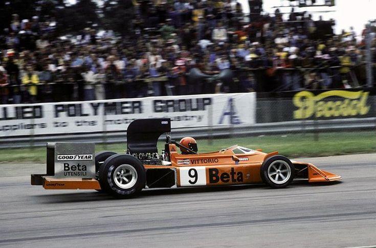 Vittorio Brambilla, March-Ford 751, 1975.