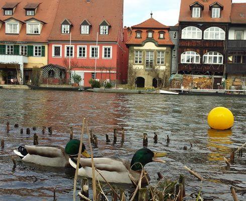 Bamberg, orășelul care ascunde Veneția cu aer bavarez