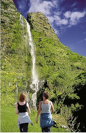 Walking in the Azores, photos; Azores walks