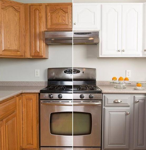 renover sa cuisine en bois rnover sa cuisine le blog du. Black Bedroom Furniture Sets. Home Design Ideas