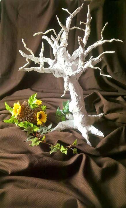 Tree-Paper Art - Ferenczi Blanka