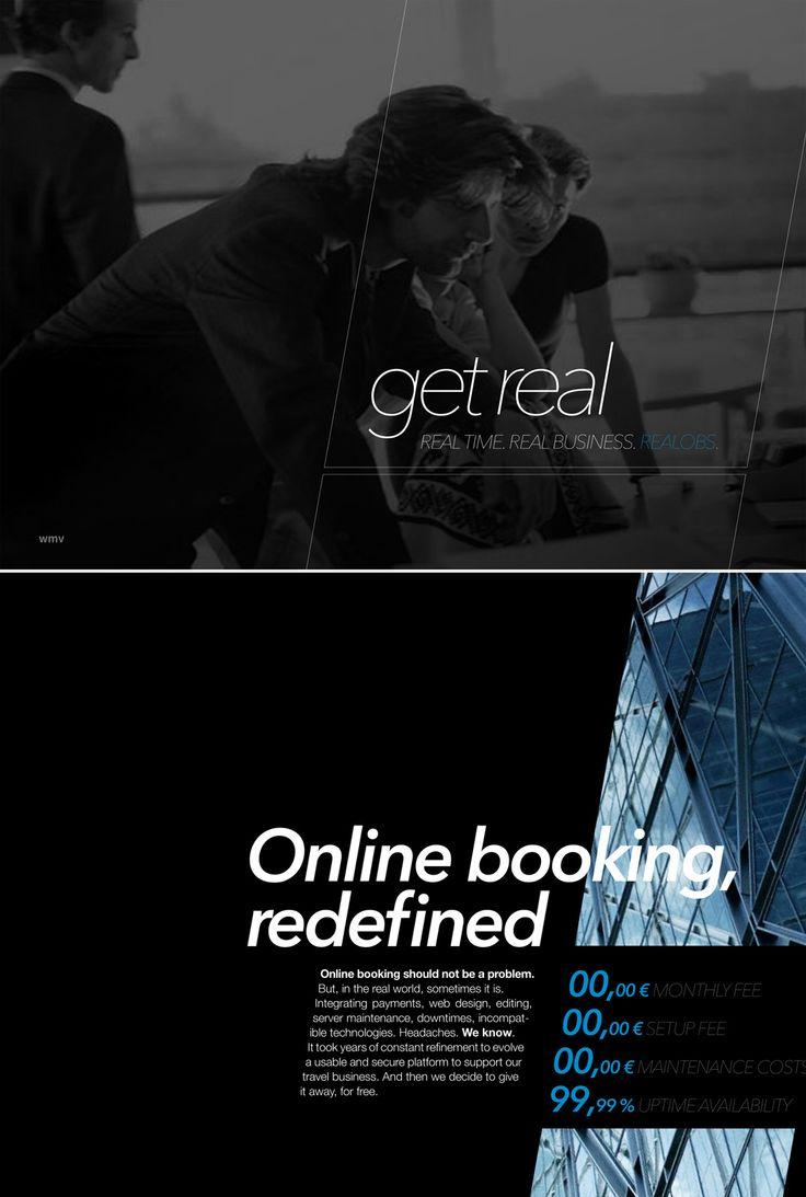 Best of Travel | Brochure concept  2012