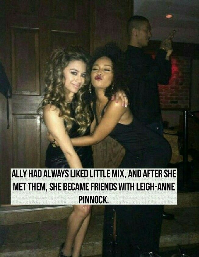 Ally Brooke fact #FifthHarmonyfacts