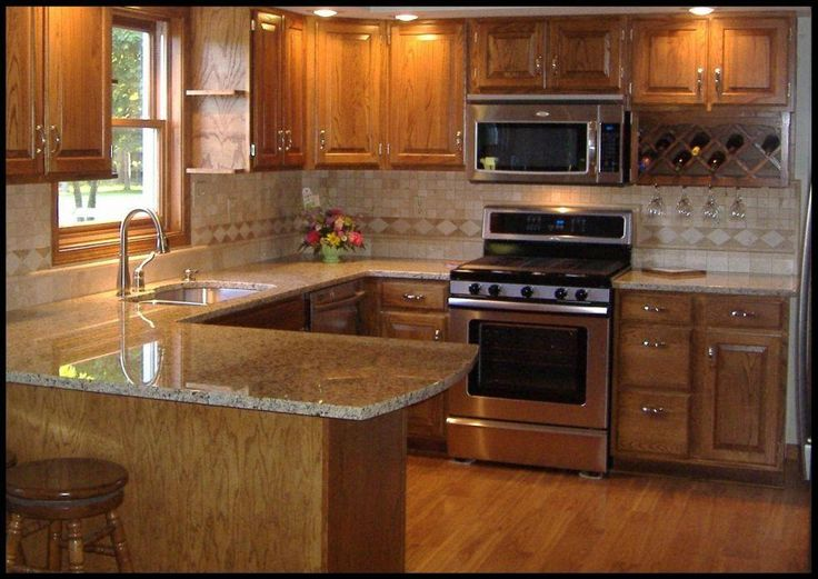 17 best ideas about resurfacing kitchen cabinets on for Home depot kitchen designs