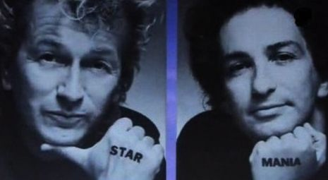 Luc Plamondon et Michel Berger ( Starmania)