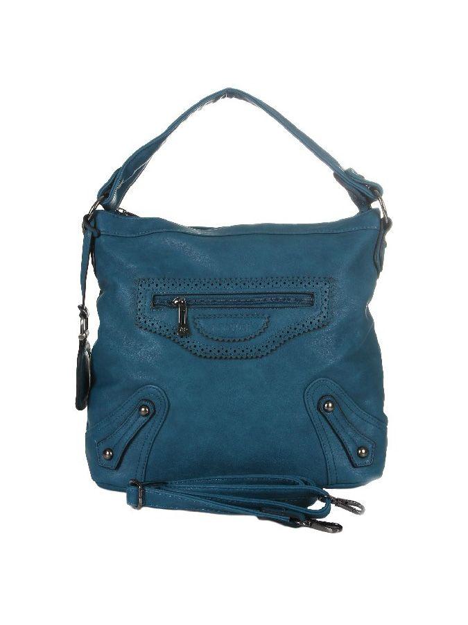 Poręczna torebka ze skóry ekologicznej 106 PLN   #fashion #style #accessories #limango