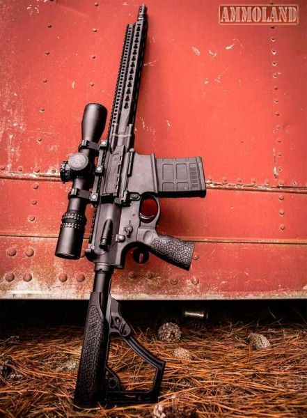 Daniel Defense is proud to announce the release of its much anticipated Daniel Defense DD5V1 Rifle for the 7.62 x 51mm NATO cartridge...