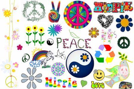 letras hippies - Buscar con Google