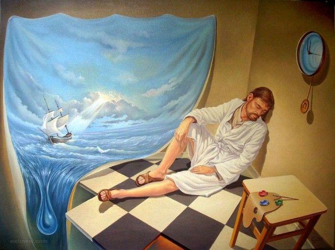 Landschaftsmalerei surrealismus  Die besten 25+ surrealistische Kunst Ideen auf Pinterest ...