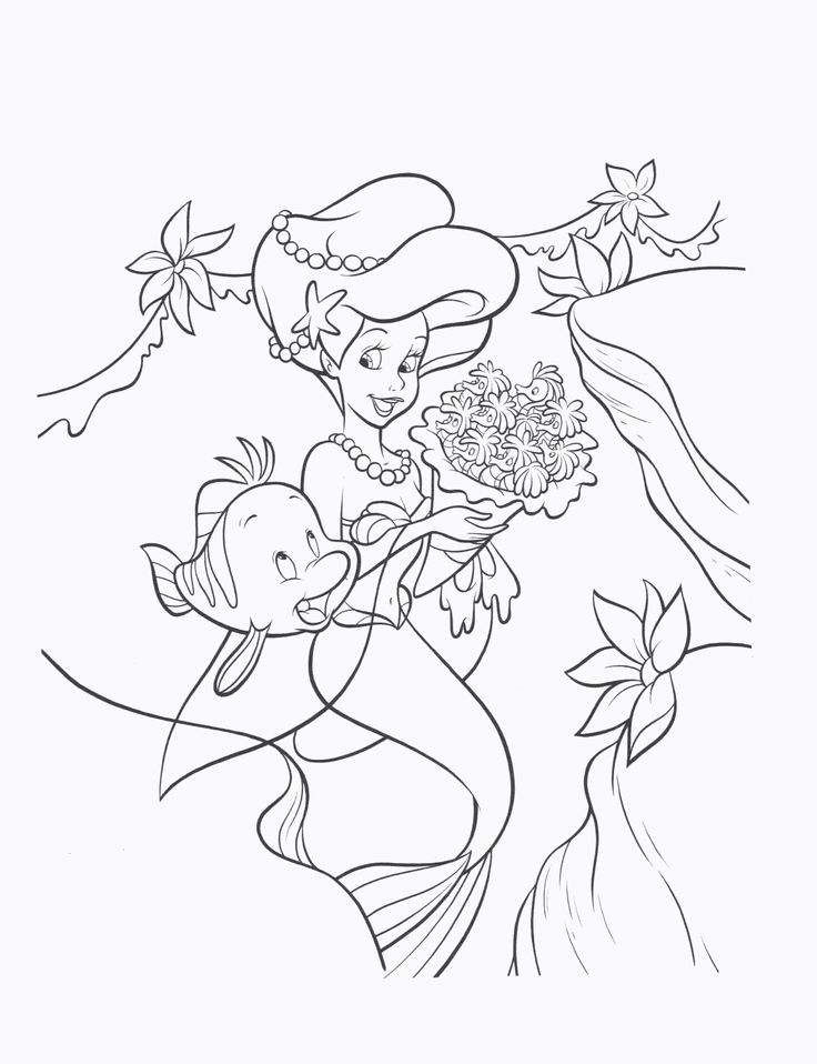 Disney Princess Coloring Pages Free Games