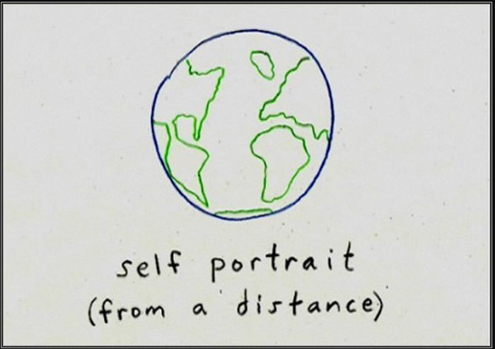 self portrait -- demetri martin