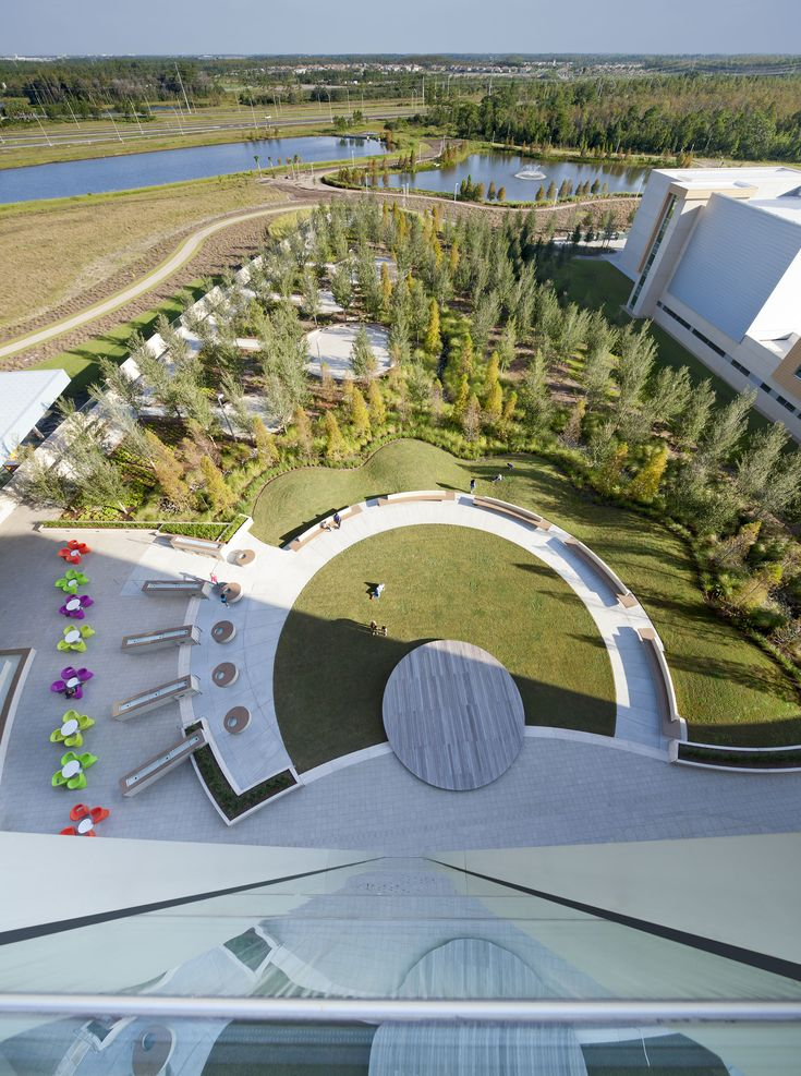 Gallery of Nemours Children's Hospital / Stanley Beaman & Sears - 2