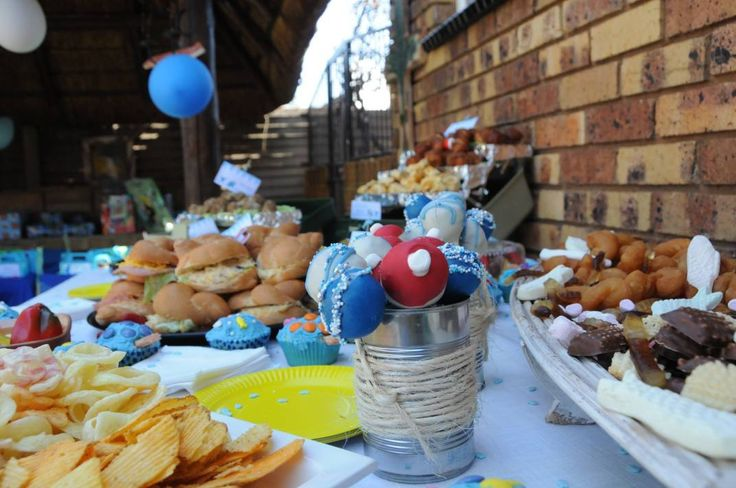 Fish theme party - Cake pops, sweets, snacks any kind of catering that you require