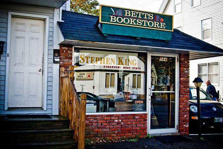 Betts Books ~ Bangor, Maine