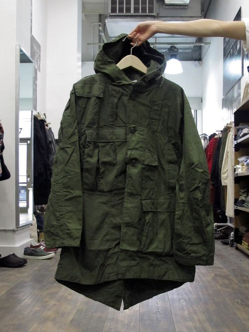 Rebuild by Needles - BDU Mods Parka