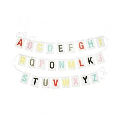 Littlephant guirlande Alphabet