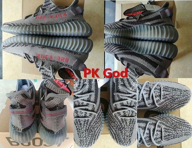 Adidas Yeezy Boost 350 V2 grey beluga2.0 legit check review real vs fake  factory