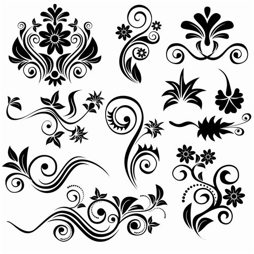 M s de 25 ideas incre bles sobre arabescos vetor en pinterest - Cenefas para dibujar ...