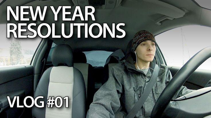 E01 - New Year resolutions - mr-fix #VLOG
