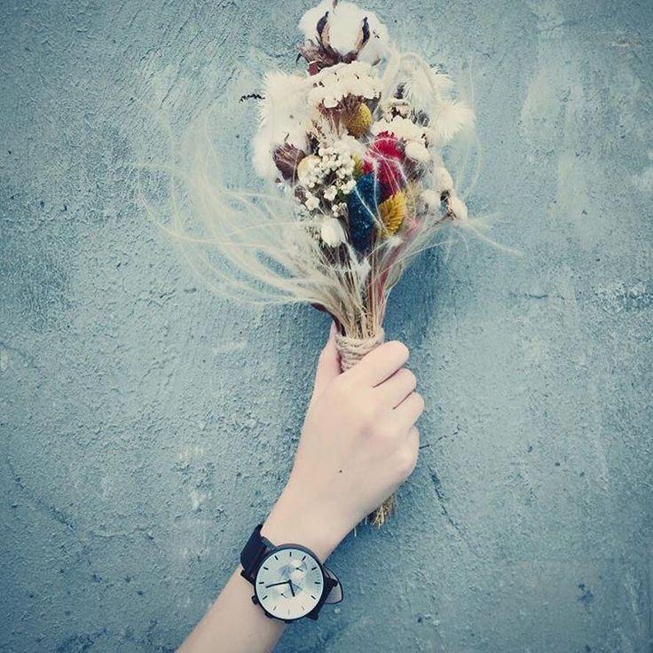 "KLASSE14 on Instagram: ""Flower power #klasse14#ordinarilyunique#watch#flower#relax#sunday"""