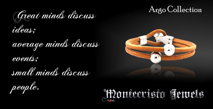 Bracelet Argo by PURE CLASSSSS  www.montecristojewels.com