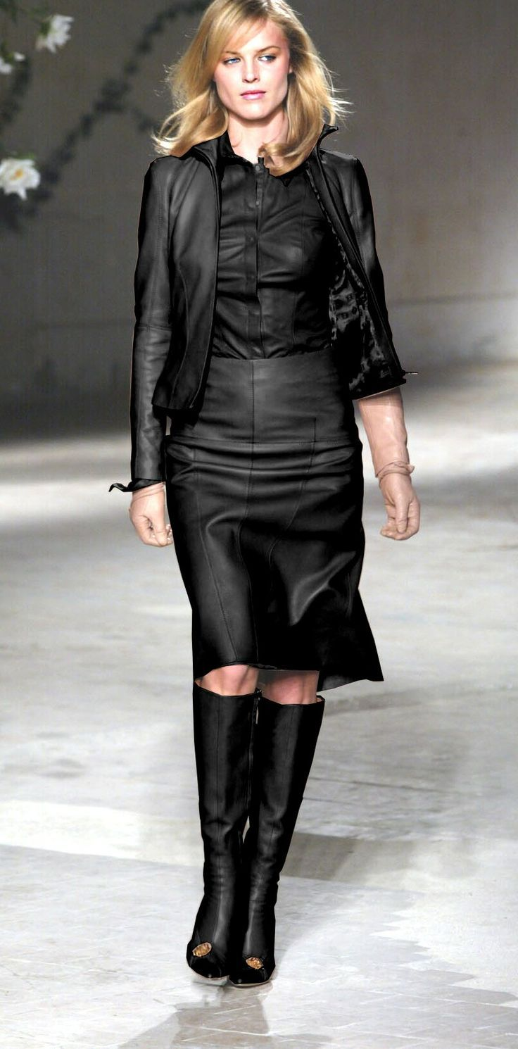 FASHION LEATHER J DK #DK #fashion #Leather | Lederrock