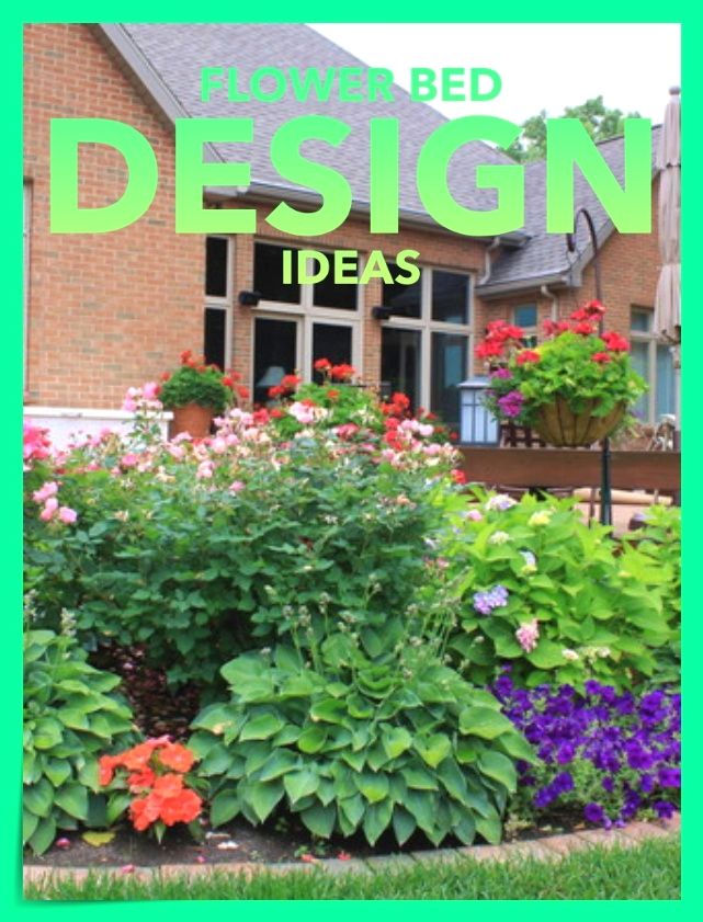 Flower Bed Design Tips That Are Perfect For Your Backyard Designs