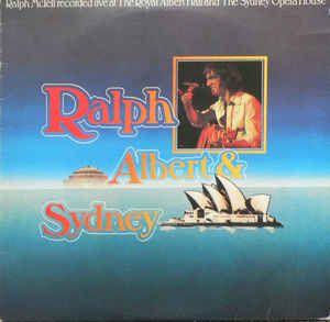 Ralph McTell - Ralph, Albert and Sydney (Warner Bros. Records)