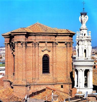 Remodelación de la Basilica di Sant'Andrea delle Fratte - 1635-1667, Francesco Borromini